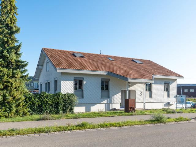 INTECH-ICS AG Büro Wallenwil