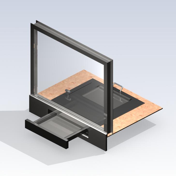 Fassadenschalter